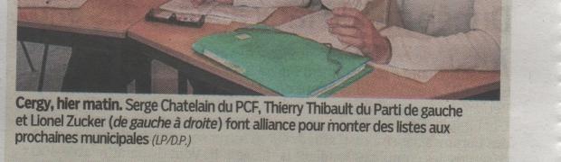 Réaction et commentaire suite à l'article du journal Le Parisien